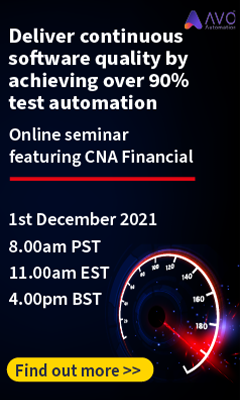 Achieve 90% test automation rates and deliver true software quality